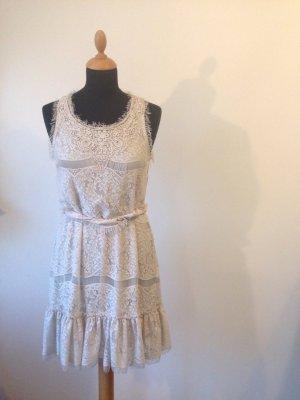 Rich & Royal Kleid Boho Bohemian Abschlussball Charleston edel romantisch feminin Spitze Stickerei Perlen Steine bestickt