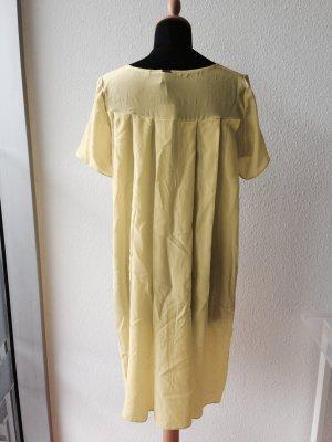 Rich & Royal Kleid edel extravagant lime Spring 1/2 Falten weit Hängerchen