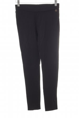 Rich & Royal Leggings schwarz Casual-Look