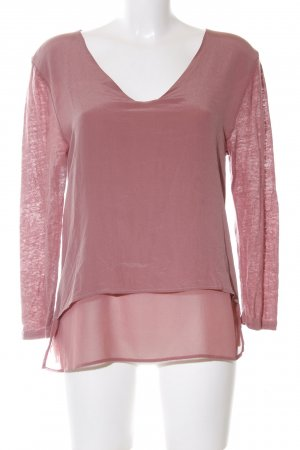 Rich & Royal Longsleeve pink Casual-Look