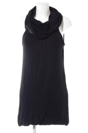 Rich & Royal Longtop schwarz klassischer Stil