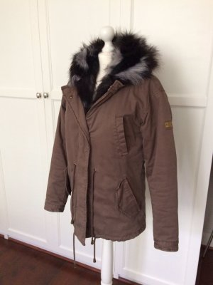 Rich &Royal Mantel Jacke Parka Gr 36