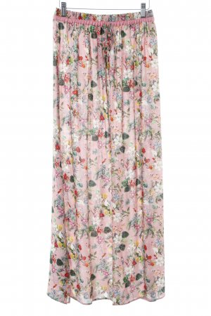 Rich & Royal Maxirock florales Muster Boho-Look