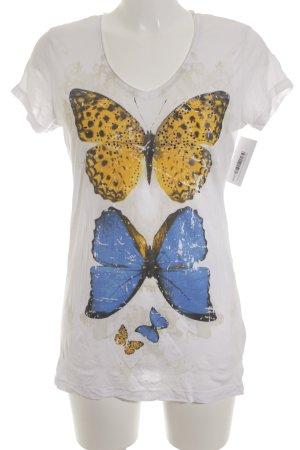 Rich & Royal Print-Shirt Animalmuster Casual-Look