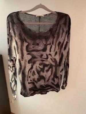 406f4183e10c20 Rich & Royal Pullover Animal Print L