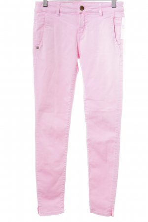 Rich & Royal Röhrenjeans pink-rosa Casual-Look
