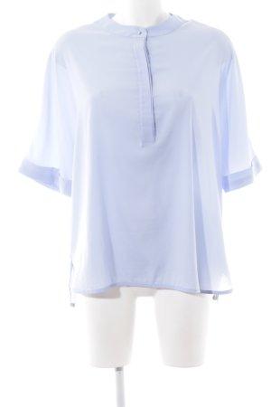 Rich & Royal Schlupf-Bluse blau Elegant