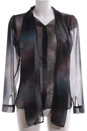 Rich & Royal Schluppen-Bluse Farbverlauf Elegant