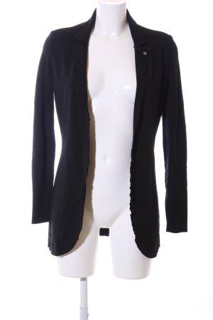 Rich & Royal Giacca-camicia nero stile casual
