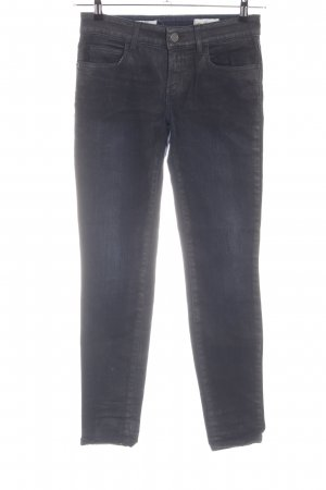 Rich & Royal Skinny Jeans schwarz Casual-Look