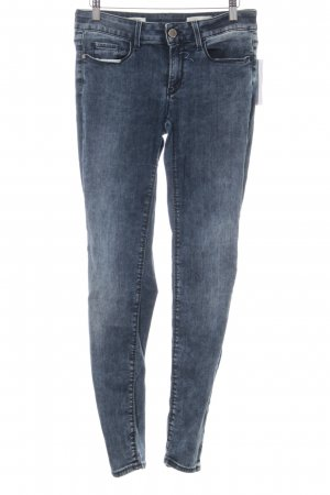 Rich & Royal Skinny Jeans blau Casual-Look