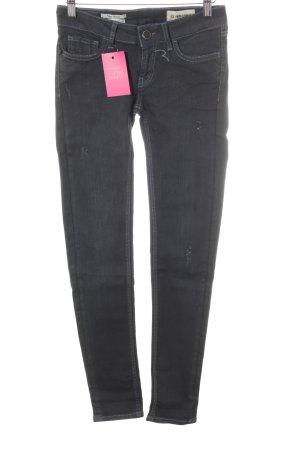 Rich & Royal Skinny Jeans dunkelblau Casual-Look