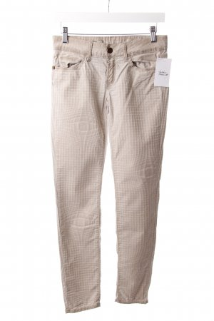 Rich & Royal Skinny Jeans Karomuster