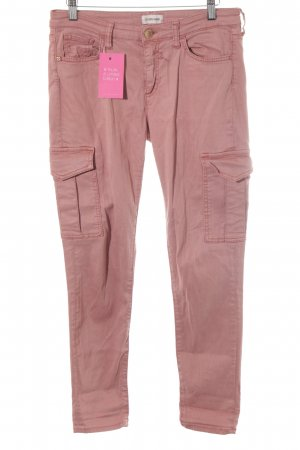 Rich & Royal Skinny Jeans lachs Casual-Look