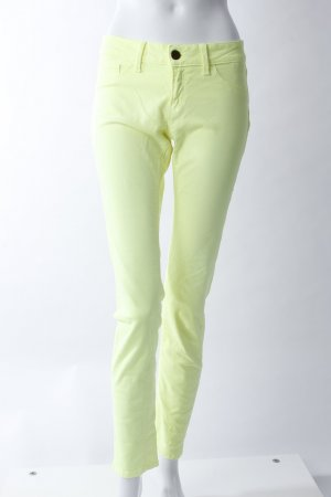 Rich & Royal Skinny Jeans neongelb