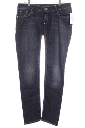 Rich & Royal Slim Jeans blau Casual-Look