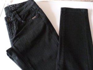 Rich & Royal Slim Jeans schwarz  W27/L32 (= DE Gr. 34)