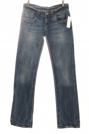 Rich & Royal Slim Jeans stahlblau Casual-Look