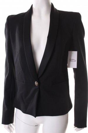Rich & Royal Smoking-Blazer schwarz Elegant