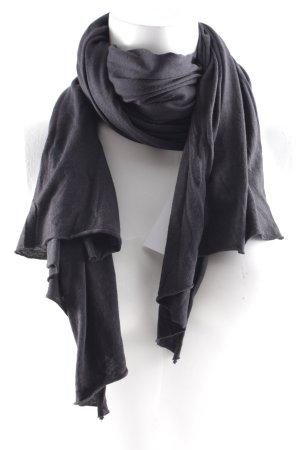 Rich & Royal Zomersjaal zwart klassieke stijl