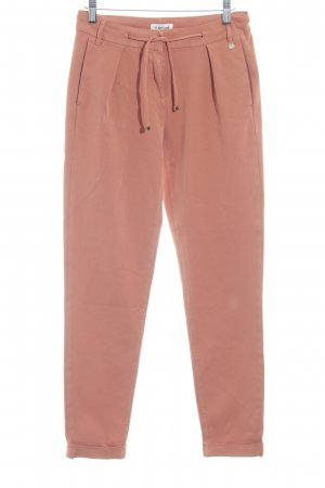 Rich & Royal Stoffhose apricot Casual-Look