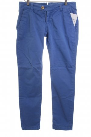 Rich & Royal Stoffhose blau Casual-Look