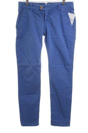 Rich & Royal Stoffhose blau Casual-Look