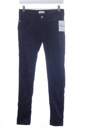 Rich & Royal Stoffhose dunkelblau Casual-Look