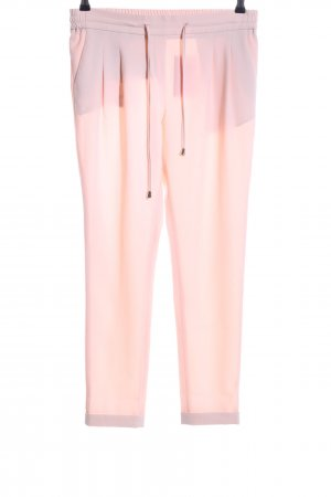 Rich & Royal Stoffhose pink Casual-Look