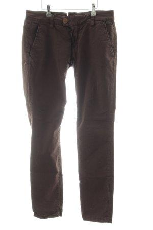 Rich & Royal Stretch Jeans brown elegant