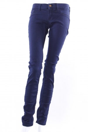 Rich & Royal Stretchjeans dunkelblau