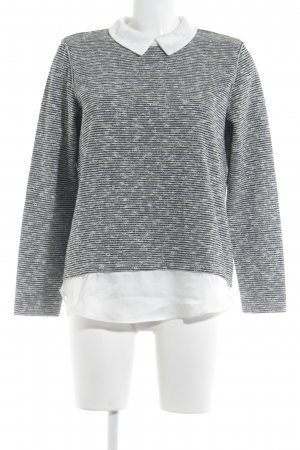 Rich & Royal Strickpullover meliert Casual-Look