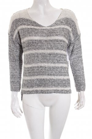 Rich & Royal Strickpullover Streifenmuster Casual-Look