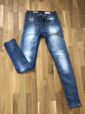 Rich & Royal Jeans skinny multicolore