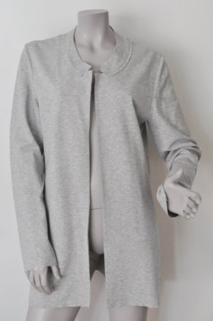 Rich & Royal Sweat Blazer light grey-grey mixture fibre
