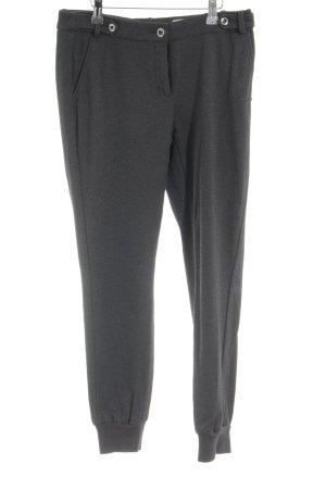 Rich & Royal Pantalón deportivo gris oscuro look casual