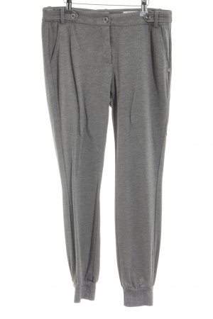 Rich & Royal Pantalon de jogging gris clair-gris style décontracté