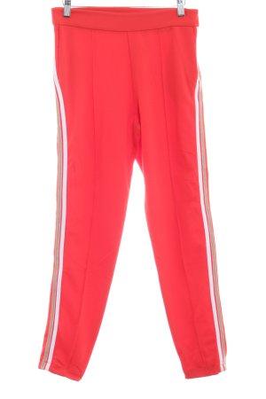 Rich & Royal Sweathose rot sportlicher Stil