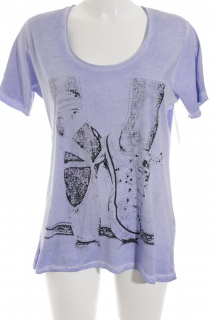 Rich & Royal T-Shirt mehrfarbig Casual-Look