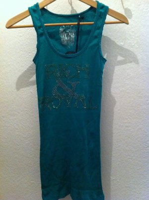 Rich & Royal Tank Top grün M neu