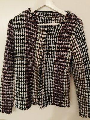 Rich & Royal Tweed blazer veelkleurig