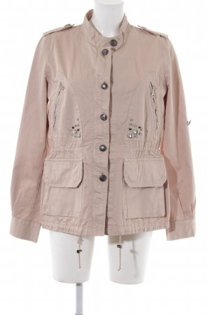 Rich & Royal Übergangsjacke creme Casual-Look