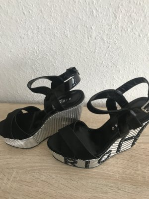 Richmond Plateauzool sandalen zwart