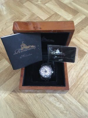Richtenburg Arkadius Rosé Schwarz UVP 1490€