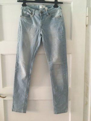 rick cardona Jeans cigarette multicolore tissu mixte