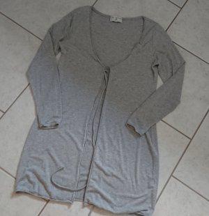 rick cardona Shirt Jacket white-light grey viscose