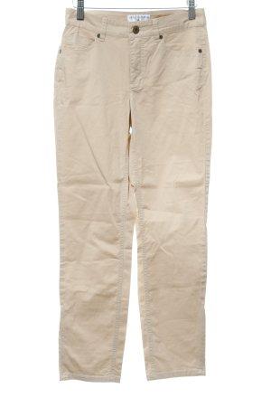 rick cardona Stoffhose beige Casual-Look