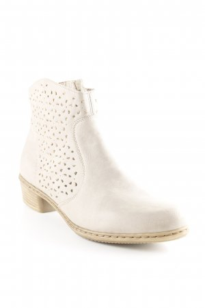 Rieger Ankle Boots beige Casual-Look