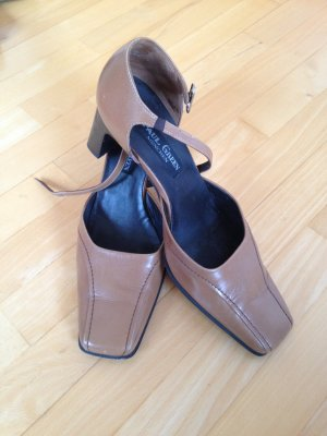 Riehmchen Pumps Paul Green 38 Beige fast neu