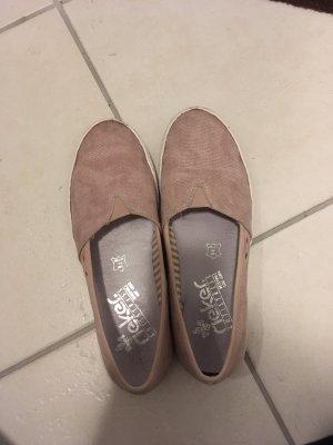 Rieker Slippers pink-light pink